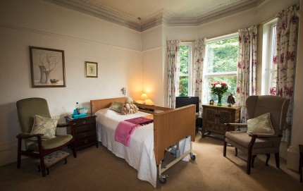 Bedrooms in York Lodge