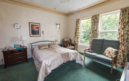 York Lodge Care Home Bedrooms